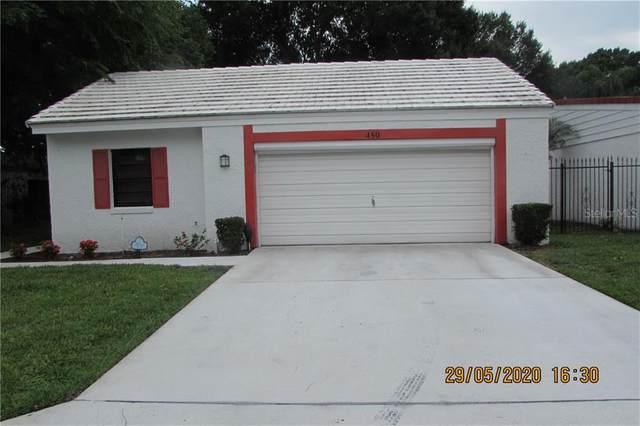 450 San Jose Drive, Winter Haven, FL 33884 (MLS #S5034857) :: Premium Properties Real Estate Services