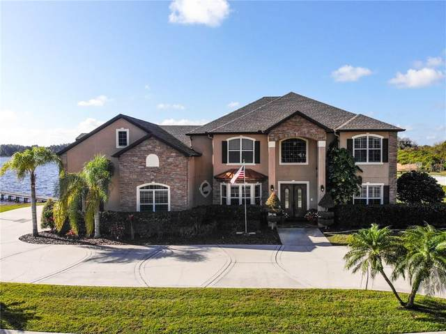 6254 Oak Shore Drive, Saint Cloud, FL 34771 (MLS #S5034971) :: The Paxton Group