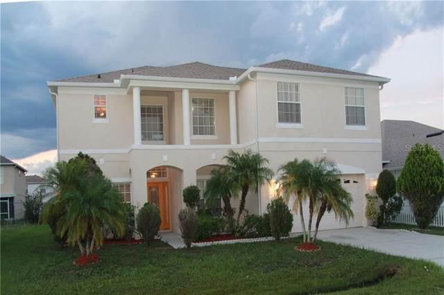 215 Abbotsbury Drive, Kissimmee, FL 34758 (MLS #S5034988) :: The Figueroa Team