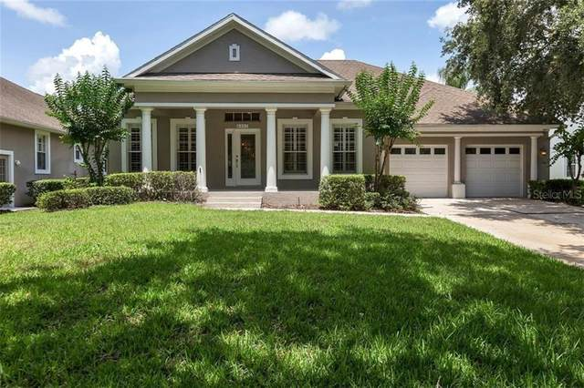 8357 Bowden Way, Windermere, FL 34786 (MLS #S5035015) :: Florida Real Estate Sellers at Keller Williams Realty