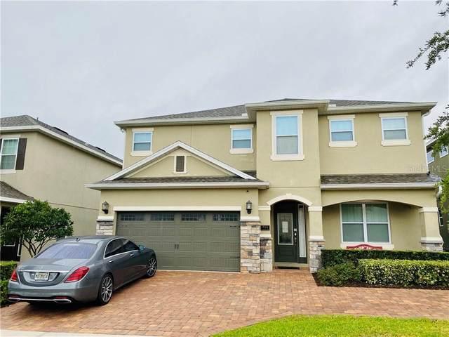 791 Lasso Drive, Kissimmee, FL 34747 (MLS #S5035135) :: Burwell Real Estate