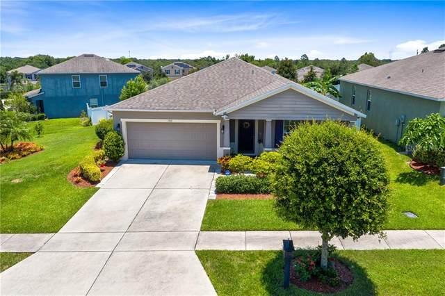 6012 Fallglow Lane, Haines City, FL 33844 (MLS #S5035482) :: Team Bohannon Keller Williams, Tampa Properties