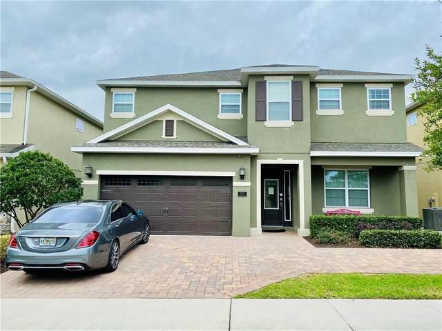 781 Lasso Drive, Kissimmee, FL 34747 (MLS #S5035547) :: Burwell Real Estate