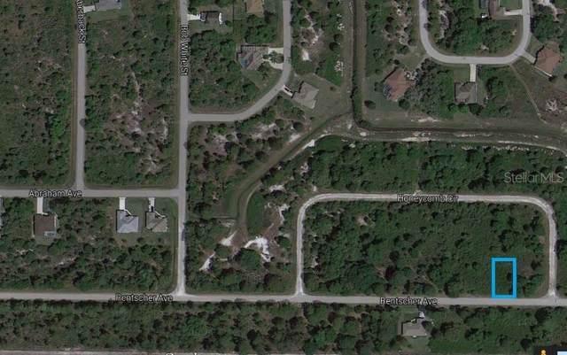 Gaskins Circle, North Port, FL 34288 (MLS #S5035800) :: Sarasota Home Specialists