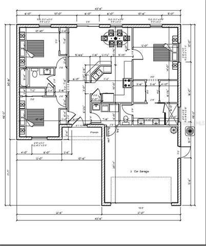 1041 San Matio Street SE, Palm Bay, FL 32909 (MLS #S5035931) :: Alpha Equity Team