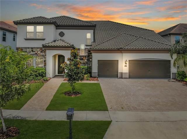 8521 Pippen Drive, Orlando, FL 32836 (MLS #S5035974) :: GO Realty