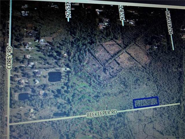 Beekeeper Road, Malabar, FL 32950 (MLS #S5036036) :: The Heidi Schrock Team
