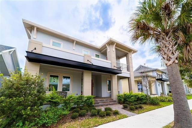 7826 Dausset Street, Orlando, FL 32827 (MLS #S5036058) :: Dalton Wade Real Estate Group