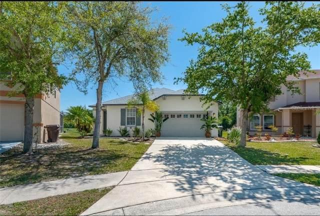 1105 Gettysburg Court, Kissimmee, FL 34746 (MLS #S5036102) :: Homepride Realty Services