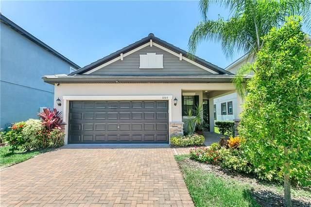 1005 Oliveto Verdi Court, Brandon, FL 33511 (MLS #S5036263) :: Florida Real Estate Sellers at Keller Williams Realty