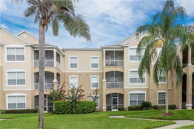 2305 Silver Palm Drive #301, Kissimmee, FL 34747 (MLS #S5036279) :: Team Buky