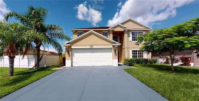 2367 Topaz Trail, Kissimmee, FL 34743 (MLS #S5036306) :: Pepine Realty