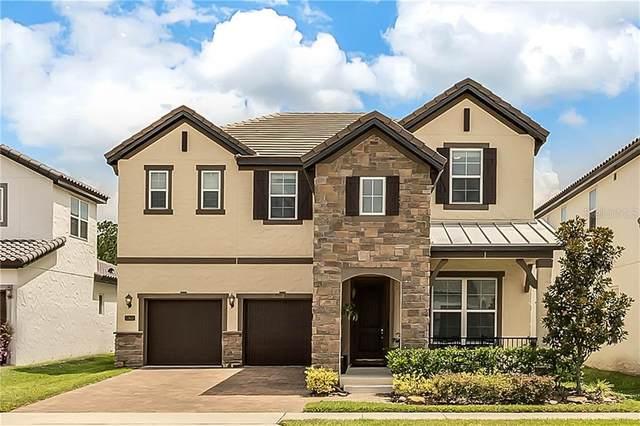 12856 Westside Village Loop, Windermere, FL 34786 (MLS #S5036312) :: Team Bohannon Keller Williams, Tampa Properties