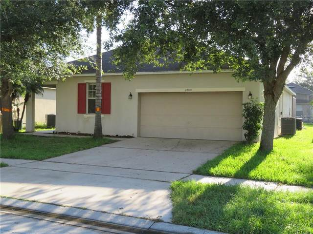 1009 Belvoir Drive, Kissimmee, FL 34744 (MLS #S5036338) :: Pepine Realty