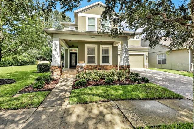 6413 Earthgold Drive, Windermere, FL 34786 (MLS #S5036345) :: Bridge Realty Group
