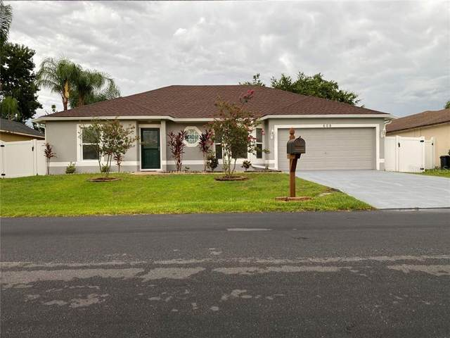 608 Bayport Drive, Kissimmee, FL 34758 (MLS #S5036392) :: The Nathan Bangs Group