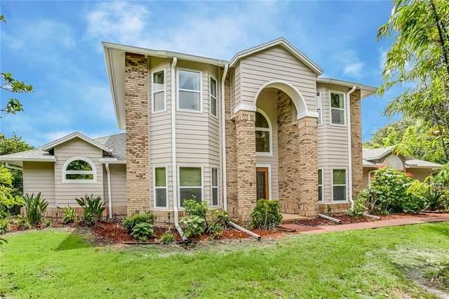 1143 E Lake Shore Boulevard, Kissimmee, FL 34744 (MLS #S5036427) :: GO Realty
