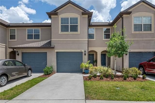 718 Artisan Street #26, Orlando, FL 32824 (MLS #S5036475) :: GO Realty