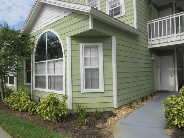 8717 Rockingham Terrace A, Kissimmee, FL 34747 (MLS #S5036483) :: Heckler Realty