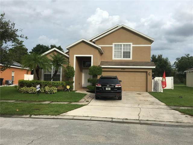 4360 Spring Blossom Drive, Kissimmee, FL 34746 (MLS #S5036499) :: Cartwright Realty