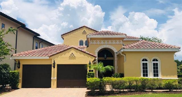 584 Muirfield Loop, Reunion, FL 34747 (MLS #S5036507) :: Bridge Realty Group