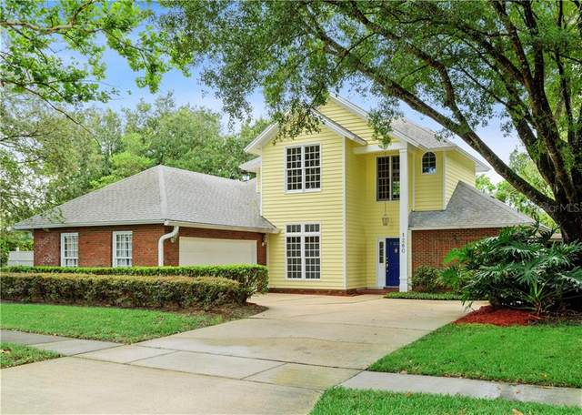 1260 Park Pointe Lane, Winter Park, FL 32789 (MLS #S5036537) :: Florida Real Estate Sellers at Keller Williams Realty