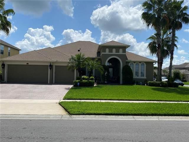 12851 Cypress Swamp Drive, Orlando, FL 32824 (MLS #S5036538) :: GO Realty