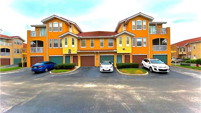 12203 Wild Iris Way #105, Orlando, FL 32837 (MLS #S5036594) :: Griffin Group