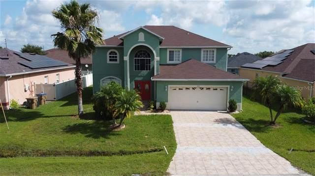 205 Beckenham Drive, Kissimmee, FL 34758 (MLS #S5036605) :: Gate Arty & the Group - Keller Williams Realty Smart