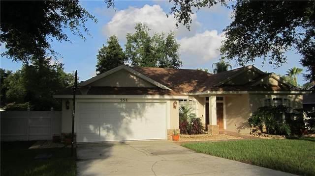 554 Safeharbour Drive, Ocoee, FL 34761 (MLS #S5036608) :: Gate Arty & the Group - Keller Williams Realty Smart