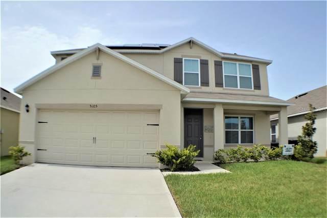 5105 Star Ruby Avenue, Saint Cloud, FL 34771 (MLS #S5036611) :: Griffin Group
