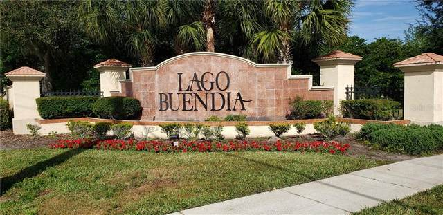1025 La Mirada Court #168, Kissimmee, FL 34744 (MLS #S5036663) :: Team Bohannon Keller Williams, Tampa Properties