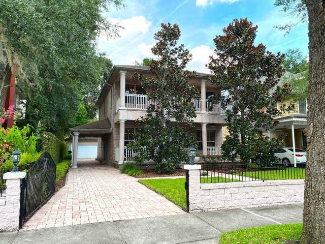 629 E Ridgewood Street, Orlando, FL 32803 (MLS #S5036686) :: Team Bohannon Keller Williams, Tampa Properties