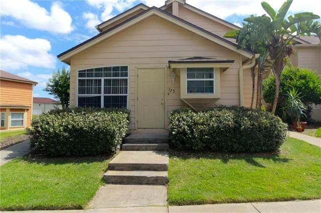 322 Caribbean Drive, Davenport, FL 33897 (MLS #S5036705) :: Cartwright Realty