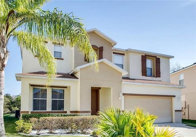 378 Sand Ridge Drive, Davenport, FL 33896 (MLS #S5036732) :: Team Bohannon Keller Williams, Tampa Properties