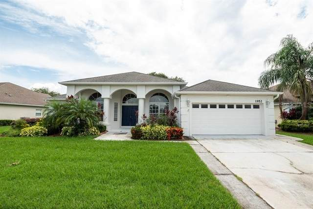 1952 Fairway Loop, Kissimmee, FL 34746 (MLS #S5036821) :: GO Realty