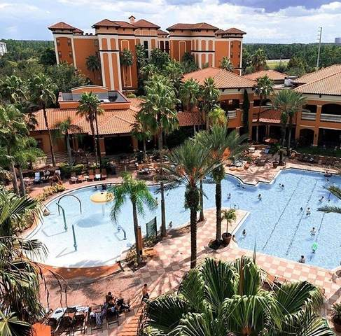 12556 Floridays Resort Drive 103 A, Orlando, FL 32821 (MLS #S5036823) :: Zarghami Group