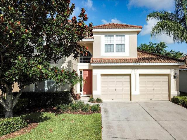 Address Not Published, Kissimmee, FL 34747 (MLS #S5036840) :: Rabell Realty Group