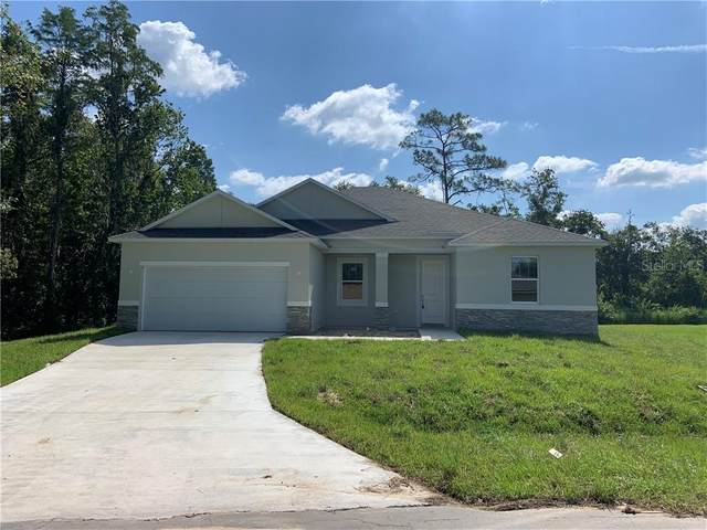 318 Dagama Court, Kissimmee, FL 34758 (MLS #S5036845) :: Zarghami Group