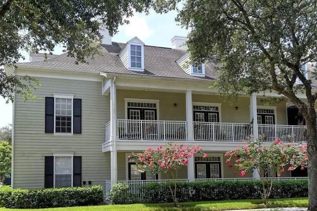 315 Grand Magnolia Avenue #215, Celebration, FL 34747 (MLS #S5036943) :: Homepride Realty Services