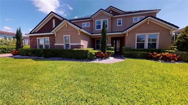 7461 Lake Albert Drive, Windermere, FL 34786 (MLS #S5037041) :: Bustamante Real Estate