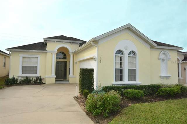 1020 Orista Drive, Davenport, FL 33897 (MLS #S5037241) :: Delta Realty, Int'l.