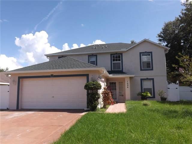 1006 Pantheon Drive, Kissimmee, FL 34759 (MLS #S5037414) :: Zarghami Group