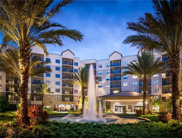 14501 Grove Resort Avenue #1318, Winter Garden, FL 34787 (MLS #S5037419) :: Team Buky