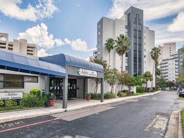 6165 Carrier Drive #1309, Orlando, FL 32819 (MLS #S5037570) :: Realty One Group Skyline / The Rose Team