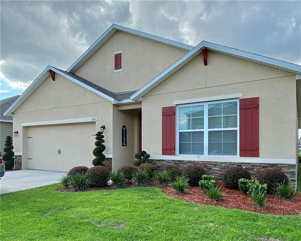 306 Briar Patch Loop, Davenport, FL 33896 (MLS #S5037581) :: Team Bohannon Keller Williams, Tampa Properties