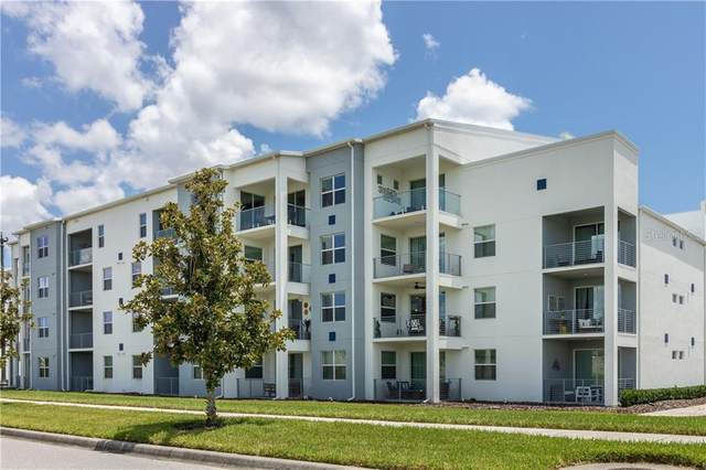 4741 Clock Tower Drive #202, Kissimmee, FL 34746 (MLS #S5037627) :: Keller Williams Realty Peace River Partners