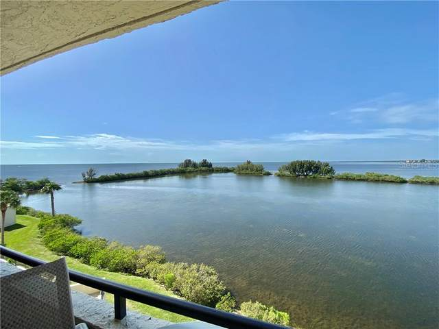 5915 Sea Ranch Drive 406W, Hudson, FL 34667 (MLS #S5037661) :: Alpha Equity Team