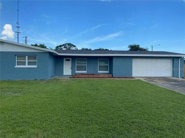 2045 Burning Tree Drive, Titusville, FL 32780 (MLS #S5037685) :: Team Bohannon Keller Williams, Tampa Properties