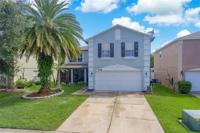 108 Willowbay Ridge Street, Sanford, FL 32771 (MLS #S5037709) :: Team Bohannon Keller Williams, Tampa Properties